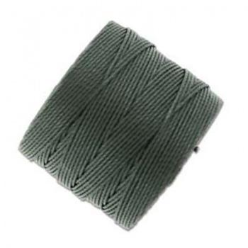 Super-Lon Bead Cord Gunmetal