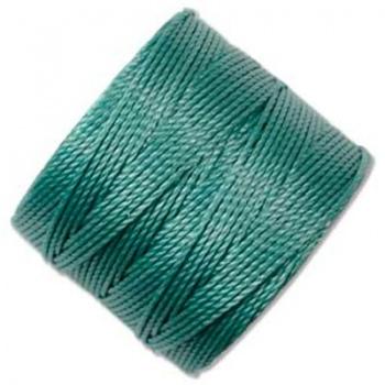 Super-Lon Bead Cord Vintage Jade