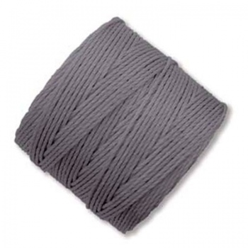 Super-Lon Bead Cord Grey