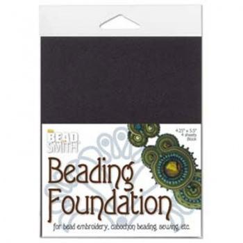 Beading Foundation Nero 14x10cm