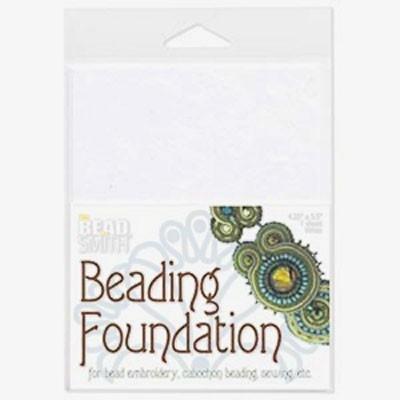 Beading Foundation Bianco 14x10