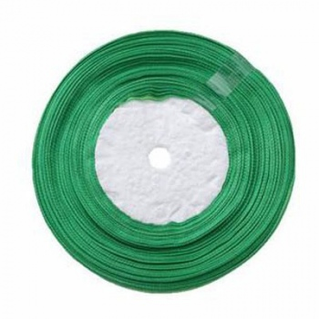 Nastro Organza Verde Misura 10mm