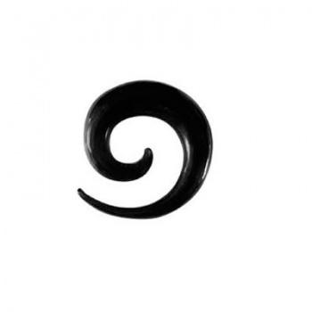 Piercing Dilatatore Spirale Acrilico 6mm