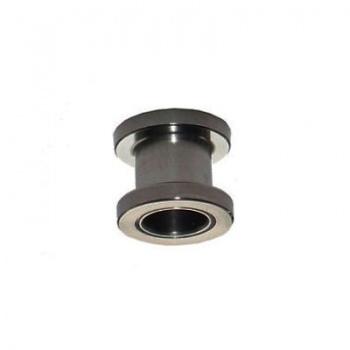 Dilatatore Acciaio Nero 6mm