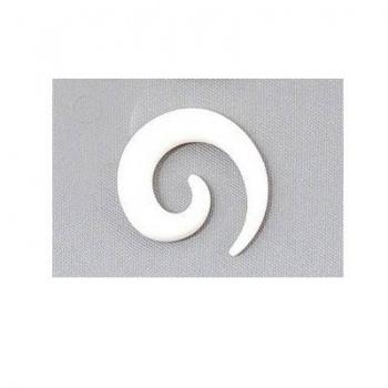 Dilatatore Expander Acrilico Spirale 6mm