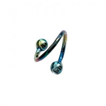 Piercing Twister Titanium