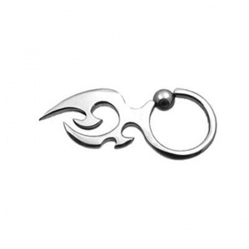 Piercing Steel Ring