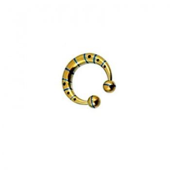 Piercing Circular Traforato Multicolor
