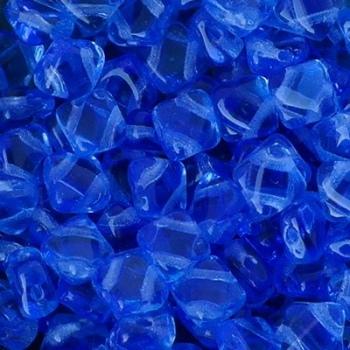 Perline Silky Sapphire 6x6mm