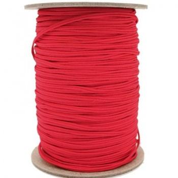 Piattine Soutache Rayon Rosso 3mm