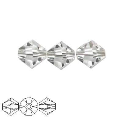 Bicono Swarovski Crystal 4mm