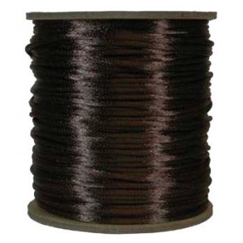 Cordoncino Coda Di Topo Medium Brown 2mm-Prima Scelta