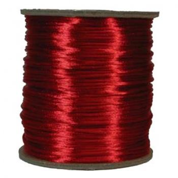 Cordoncino Coda Di Topo Red 2mm-Prima Scelta