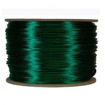 Cordoncino Coda Di Topo Dark Green 1mm-Prima Scelta