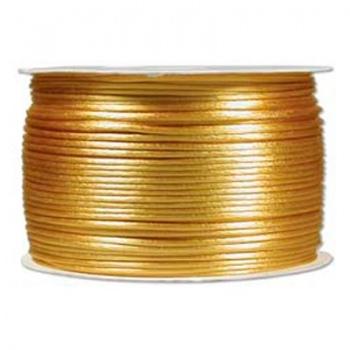 Cordoncino Coda Di Topo Gold 1mm-Prima Scelta