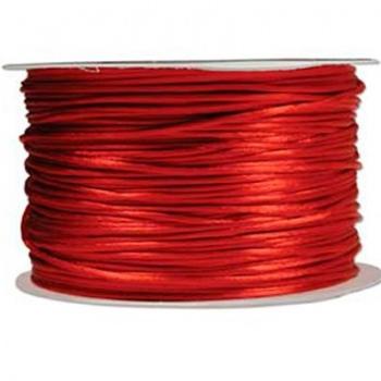 Cordoncino Coda Di Topo Red 1mm-Prima Scelta