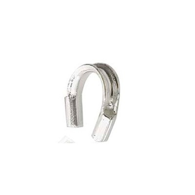 Salvafilo Argento 925-Diametro 0,75mm