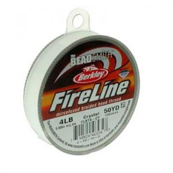 Filo Fireline Crystal Misura 0,12mm