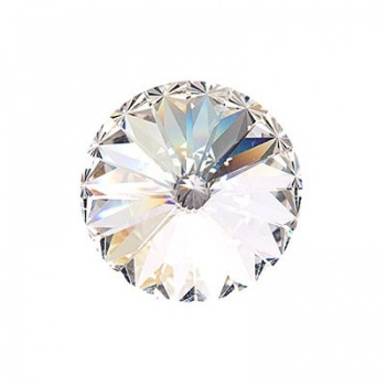 Rivoli Swarovski (1122) Crystal Con Foiled 12mm