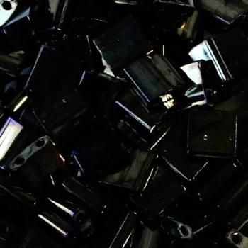 Perline Tila Miyuki Brown Iris 5mm