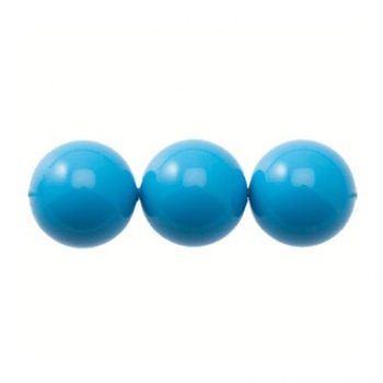 Perle Swarovski (5810) Turquoise 8mm