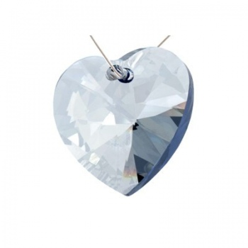 Cuore Swarovski (6228) Crystal Blue Shade 10mm