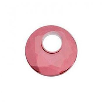 Victory Swarovski (6041) Antique Pink 18mm