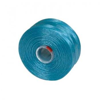 Filo Nylon Super-Lon Turquoise Blue 0,20mm