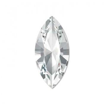 Navetta 4228 Swarovski Crystal 15x7mm