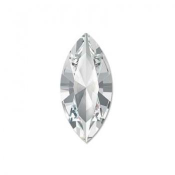 Navetta 4228 Swarovski Crystal 10x5mm