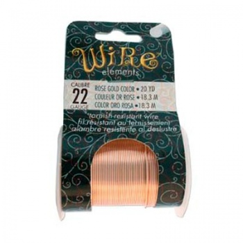 Filo Wire Rose Gold Diametro 0,64mm