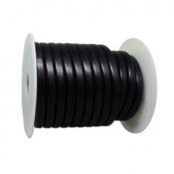 Cuoio Regaliz Black 10x7mm