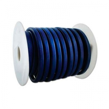 Cuoio Regaliz Blue 10x7mm