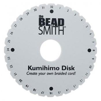 Kumihimo Disco Tondo Diametro 15cm