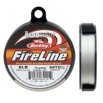 Filo Fireline Crystal Misura 20mm