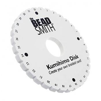 Kumihimo Disco Tondo Diametro 11cm