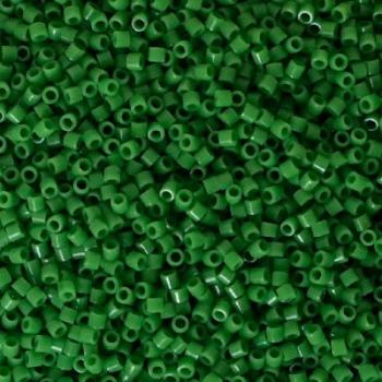 Perline Delica Miyuki 15/0 Opaque Pea Green