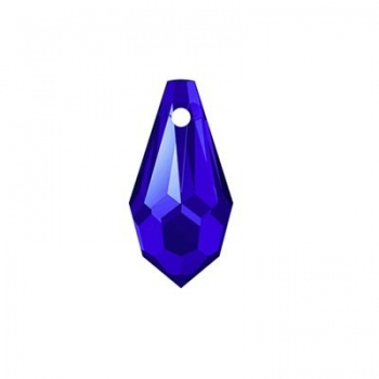 Goccia (6000) Swarovski Majestic Blue 11x5,5mm