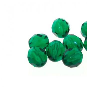 Mezzi Cristalli Preciosa Chrysolite 4mm
