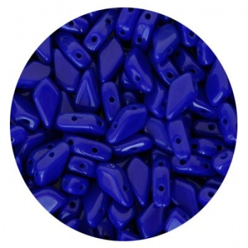 Perline Kite Royal Blue 9x5mm