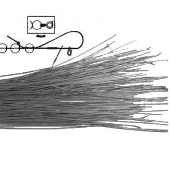 Canutiglia Argentata Foro Grande 0,70mm