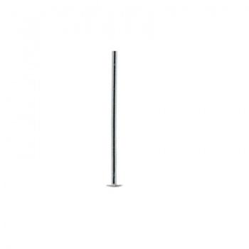 Chiodino Testa Piatta Argentato 25mm Diametro 0,73mm