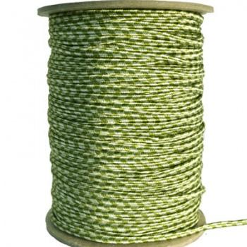 Piattine Soutache Rayon Celery-Ivy 3mm