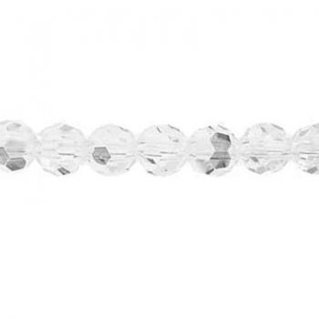 Tondo Sfaccettato Preciosa Crystal 4mm