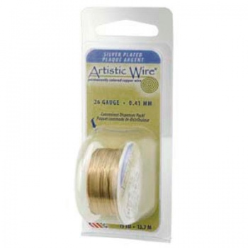 Filo Wire Silver Gold