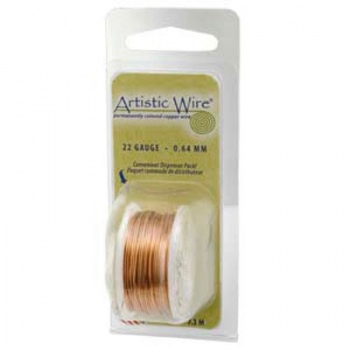 Filo Artistic Wire Copper Diametro 0,40