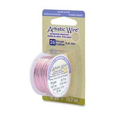 Filo Artistic Wire Rose Gold Diametro 0,40mm