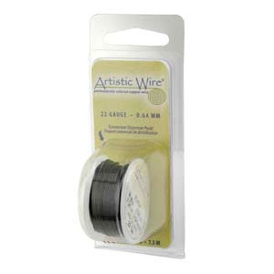 Filo Artistic  Wire Nero Diametro 0,40mm