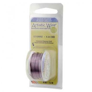 Filo Artistic Wire Ametista Diametro 0,81