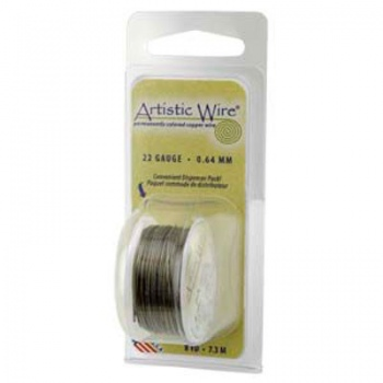 Filo Artistic Wire Antique Brass Diametro 0,81mm